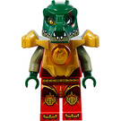 LEGO Cragger with Armor and Fire Chi Minifigure