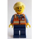 LEGO Crane Operator Minifigure