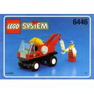 LEGO Crane Truck Set 6446