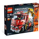 LEGO Crane Truck Set 8258 Packaging