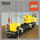 LEGO Crane Wagon Set 7814