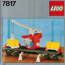 LEGO Crane Wagon Set 7817