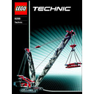 LEGO Crawler Crane Set 8288 Instructions