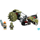 LEGO Crawley's Claw Ripper Set 70001