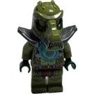 LEGO Crawley (With Flat Silver Armor) Minifigure