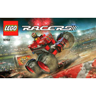 LEGO Crazy Demon Set 9092 Instructions