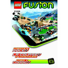 LEGO Create and Race Set 21206 Instructions