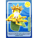 LEGO Create the World Card 012 - Ocean King