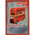 LEGO Create the World Card 013 - Routemaster [foil]