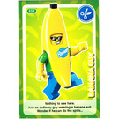 LEGO Create the World Card 052 - Banana Guy