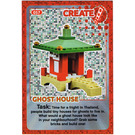 LEGO Create the World Card 057 - Ghost House [foil]