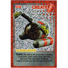 LEGO Create the World Card 087 - Submarine [foil]