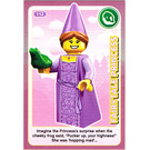 LEGO Create the World Card 112 - Fairy Tale Princess