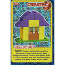 LEGO Create The World Incredible Inventions 009 Yellow Hut