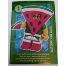 LEGO Create The World Living Amazingly 065 Watermelon Dude