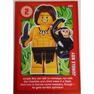 LEGO Create The World Living Amazingly 093 Jungle Boy