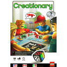 LEGO Creationary  (3844) Instructions