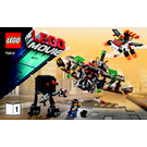 LEGO Creative Ambush Set 70812 Instructions