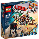 LEGO Creative Ambush Set 70812 Packaging