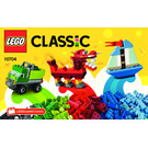 LEGO Creative Box Set 10704 Instructions