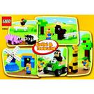 LEGO Creative Bucket Set 10662 Instructions