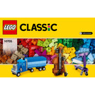 LEGO Creative Building Basket Set 10705 Instructions
