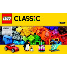LEGO Creative Building Box Set 10695 Instructions