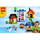 LEGO Creative Building Kit Set 5749 Instructions