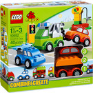 LEGO Creative Cars Set 10552 Packaging