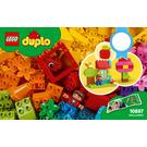 LEGO Creative Fun Set 10887 Instructions