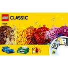 LEGO Creative Fun Set 11005 Instructions
