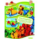 LEGO Creative Suitcase Set 10565 Instructions