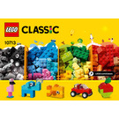 LEGO Creative Suitcase Set 10713 Instructions