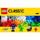 LEGO Creative Supplement Set 10693 Instructions