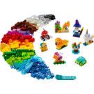 LEGO Creative Transparent Bricks Set 11013