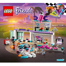 LEGO Creative Tuning Shop Set 41351 Instructions