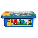 LEGO Creator Half Tub Blue Set 4414