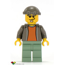 LEGO Criminal Minifigure
