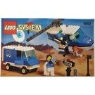 LEGO Crisis News Crew Set 6553 Instructions