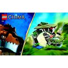 LEGO Croc Chomp Set 70112 Instructions
