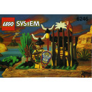 LEGO Crocodile Cage Set 6246