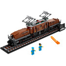 LEGO Crocodile Locomotive Set 10277