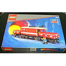 LEGO Crocodile Locomotive Set 4551 Packaging