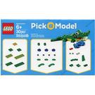 LEGO Crocodile Set 3850001 Instructions