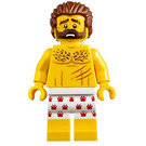 LEGO Crook in Underwear Minifigure