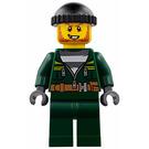 LEGO Crook Minifigure