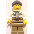 LEGO Crook with Rope Belt Minifigure