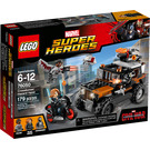 LEGO Crossbones' Hazard Heist Set 76050 Packaging