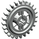 LEGO Crown- And Gear Wheel Z24 (Undetermined)