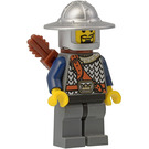 LEGO Crown Archer with Wide Brim Helmet Minifigure